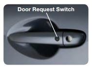 mazda door request switch